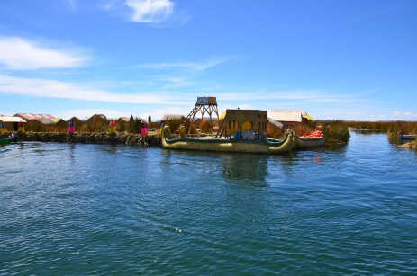 Pros Islands, Lake Titicaca