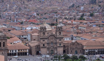 Plaza del Armas in Cusco