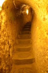 Kaymakli Underground City - excavated as long ago as the Hittites