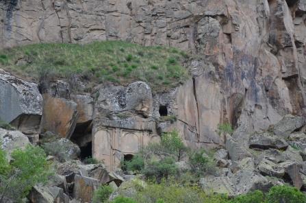 Ihlara Canyon, Cappadocia