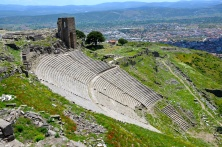 Theatre at the Acropolis of Pergamum
