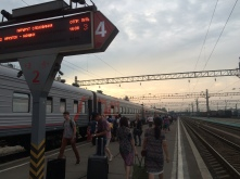 Leg 6 of the Trans Siberian to Ulan-Ude