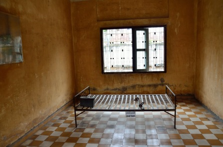 A torture cell in S21