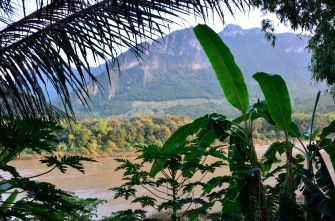 Trekking around Luang Prabang